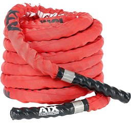 Bild von ATX Nylon Protection Rope / Tau 15 Meter - Red