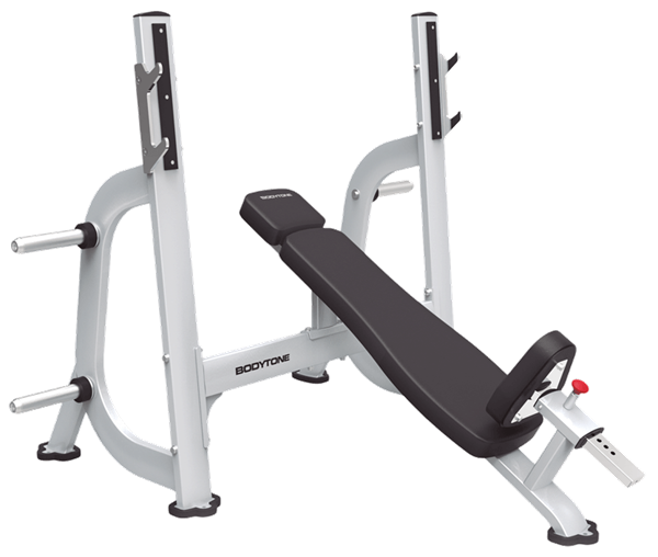Bild von BODYTONE EVOLUTION - Olympic Incline Bench