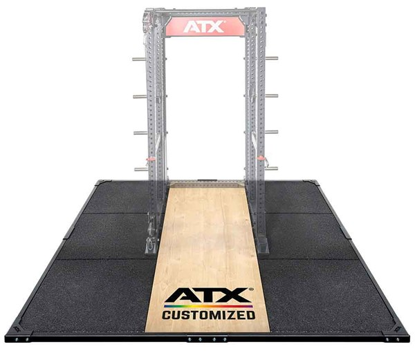 Bild von ATX® Weight Lifting / Power Rack Platform XL 3 x 3 m CUSTOMIZE